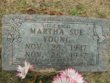 YOUNG, MARTHA SUE - Boone County, Arkansas | MARTHA SUE YOUNG - Arkansas Gravestone Photos