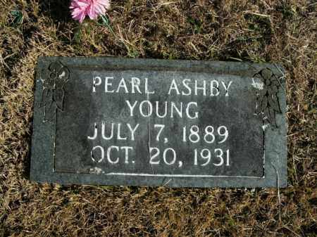 YOUNG, PEARL - Boone County, Arkansas | PEARL YOUNG - Arkansas Gravestone Photos