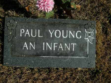 YOUNG, PAUL - Boone County, Arkansas | PAUL YOUNG - Arkansas Gravestone Photos