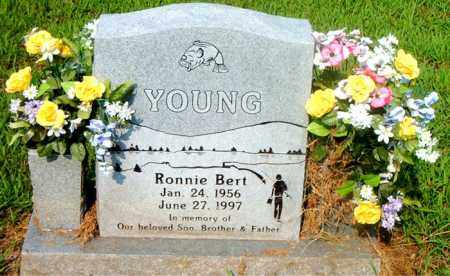 YOUNG, RONNIE BERT - Boone County, Arkansas | RONNIE BERT YOUNG - Arkansas Gravestone Photos