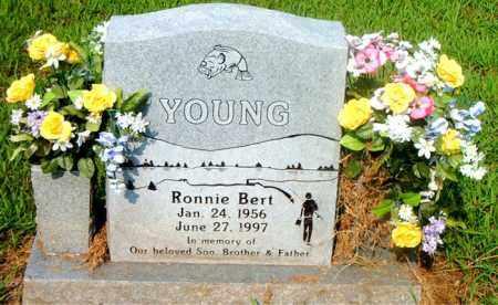 YOUNG, RONNIE BERT - Boone County, Arkansas | RONNIE BERT YOUNG - Arkansas Gravestone Photos