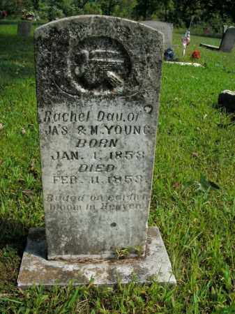 YOUNG, RACHEL - Boone County, Arkansas | RACHEL YOUNG - Arkansas Gravestone Photos