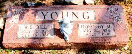 YOUNG, DOROTHY  M. - Boone County, Arkansas | DOROTHY  M. YOUNG - Arkansas Gravestone Photos