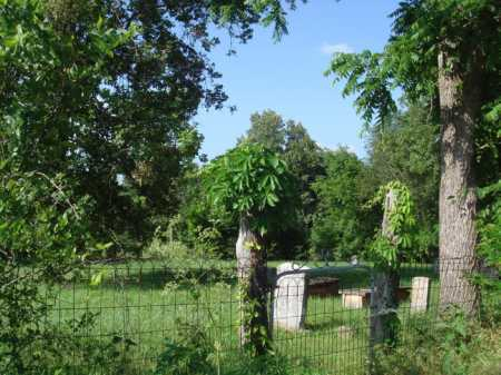 *YOUNGBLOOD CEMETERY OVERVIEW,  - Boone County, Arkansas |  *YOUNGBLOOD CEMETERY OVERVIEW - Arkansas Gravestone Photos