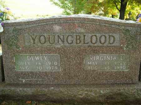 YOUNGBLOOD, VIRGINIA L. - Boone County, Arkansas | VIRGINIA L. YOUNGBLOOD - Arkansas Gravestone Photos