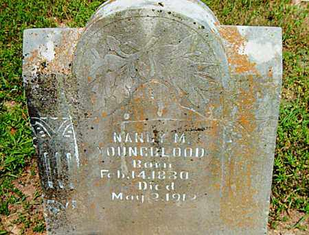 YOUNGBLOOD, NANCY M - Boone County, Arkansas | NANCY M YOUNGBLOOD - Arkansas Gravestone Photos