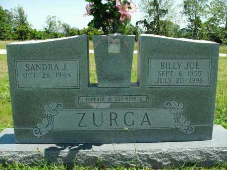 ZURGA, BILLY JOE - Boone County, Arkansas | BILLY JOE ZURGA - Arkansas Gravestone Photos