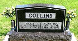 COLLINS, NOAH BOO - Boone County, Arkansas | NOAH BOO COLLINS - Arkansas Gravestone Photos