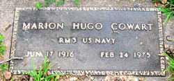 COWART  (VETERAN), MARION HUGO - Boone County, Arkansas | MARION HUGO COWART  (VETERAN) - Arkansas Gravestone Photos