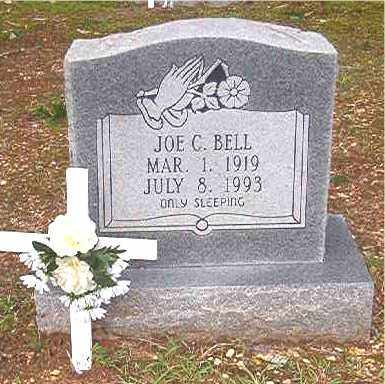 BELL, JOE C - Bradley County, Arkansas | JOE C BELL - Arkansas Gravestone Photos
