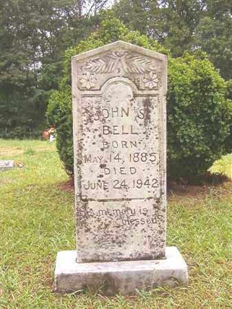 BELL, JOHN S - Bradley County, Arkansas | JOHN S BELL - Arkansas Gravestone Photos