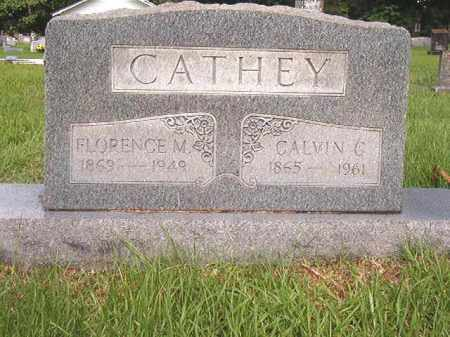 CATHEY, CALVIN C - Bradley County, Arkansas | CALVIN C CATHEY - Arkansas Gravestone Photos