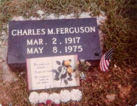 FERGUSON, CHARLES MARTEL - Bradley County, Arkansas   CHARLES MARTEL FERGUSON - Arkansas Gravestone Photos