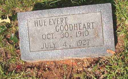 GOODHEART, HUE EVERT - Bradley County, Arkansas | HUE EVERT GOODHEART - Arkansas Gravestone Photos