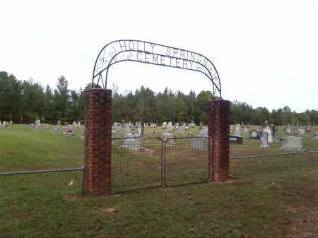 *CEMETERY ENTRANCE,  - Bradley County, Arkansas |  *CEMETERY ENTRANCE - Arkansas Gravestone Photos