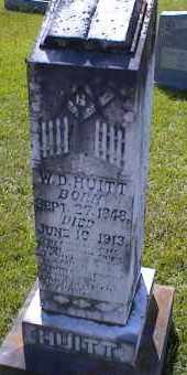 HUITT, WILLIAM DAVID - Bradley County, Arkansas | WILLIAM DAVID HUITT - Arkansas Gravestone Photos