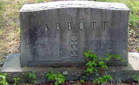 ABBOTT, CHARLIE J. - Calhoun County, Arkansas | CHARLIE J. ABBOTT - Arkansas Gravestone Photos