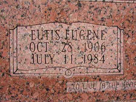 ALLEN, EUTIS EUGENE (CLOSEUP) - Calhoun County, Arkansas | EUTIS EUGENE (CLOSEUP) ALLEN - Arkansas Gravestone Photos