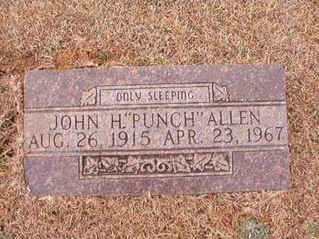 ALLEN, JOHN H - Calhoun County, Arkansas | JOHN H ALLEN - Arkansas Gravestone Photos