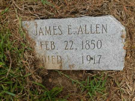 ALLEN, JAMES E - Calhoun County, Arkansas | JAMES E ALLEN - Arkansas Gravestone Photos