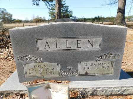 ALLEN, SR, ROY - Calhoun County, Arkansas | ROY ALLEN, SR - Arkansas Gravestone Photos
