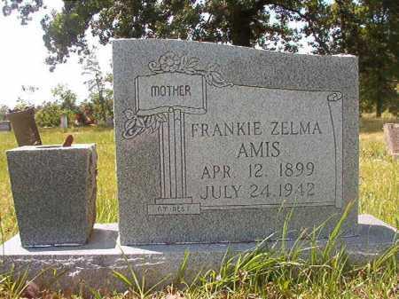 AMIS, FRANKIE ZELMA - Calhoun County, Arkansas | FRANKIE ZELMA AMIS - Arkansas Gravestone Photos