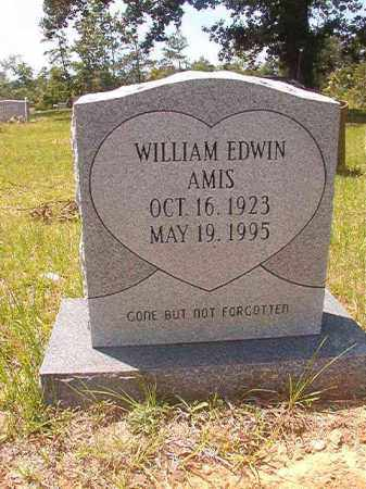 AMIS, WILLIAM EDWIN - Calhoun County, Arkansas | WILLIAM EDWIN AMIS - Arkansas Gravestone Photos