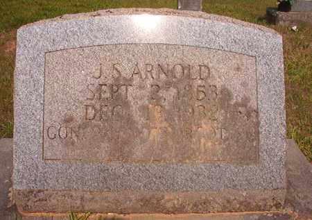 ARNOLD, J S - Calhoun County, Arkansas | J S ARNOLD - Arkansas Gravestone Photos