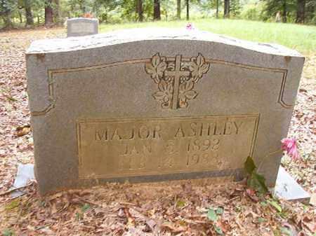ASHLEY, MAJOR - Calhoun County, Arkansas | MAJOR ASHLEY - Arkansas Gravestone Photos