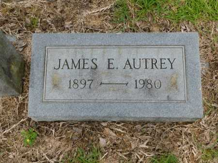 AUTREY, JAMES E - Calhoun County, Arkansas | JAMES E AUTREY - Arkansas Gravestone Photos