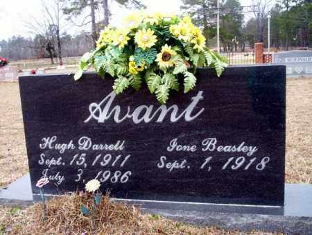 AVANT, HUGH DARRELL - Calhoun County, Arkansas | HUGH DARRELL AVANT - Arkansas Gravestone Photos