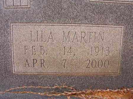 AVANT, LILA - Calhoun County, Arkansas | LILA AVANT - Arkansas Gravestone Photos