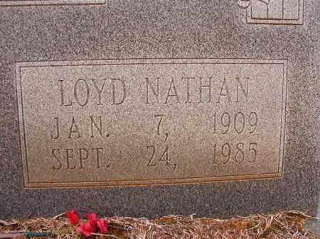 AVANT, LOYD NATHAN - Calhoun County, Arkansas | LOYD NATHAN AVANT - Arkansas Gravestone Photos
