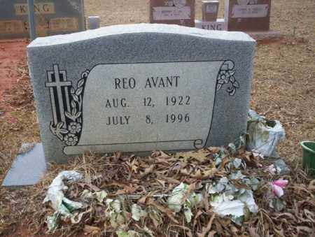 AVANT, REO - Calhoun County, Arkansas | REO AVANT - Arkansas Gravestone Photos