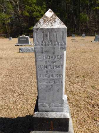 BAKER, ESAU HIRAM - Calhoun County, Arkansas | ESAU HIRAM BAKER - Arkansas Gravestone Photos