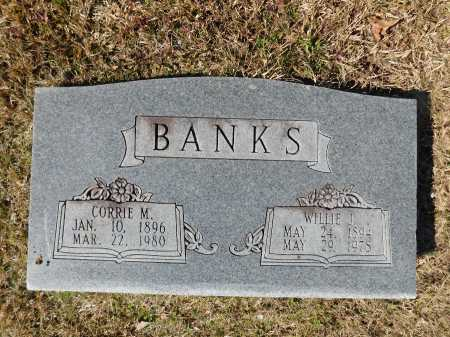 BANKS, CORRIE M - Calhoun County, Arkansas | CORRIE M BANKS - Arkansas Gravestone Photos
