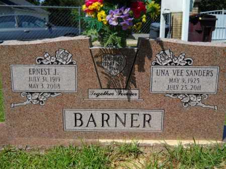 BARNER (OBIT), ERNEST J - Calhoun County, Arkansas | ERNEST J BARNER (OBIT) - Arkansas Gravestone Photos