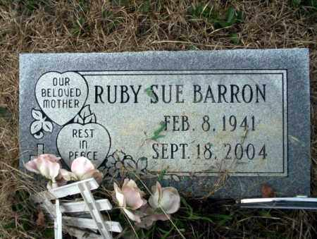 BARRON, RUBY SUE - Calhoun County, Arkansas | RUBY SUE BARRON - Arkansas Gravestone Photos
