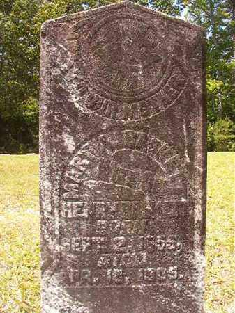 BASKETT, MARY A - Calhoun County, Arkansas | MARY A BASKETT - Arkansas Gravestone Photos