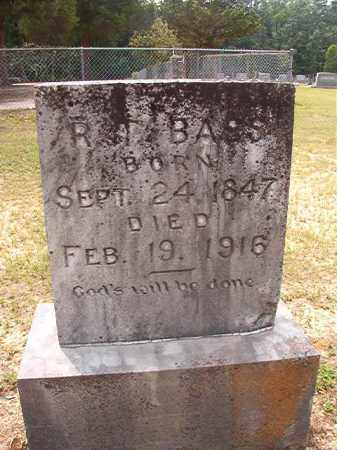 BASS, R T - Calhoun County, Arkansas | R T BASS - Arkansas Gravestone Photos