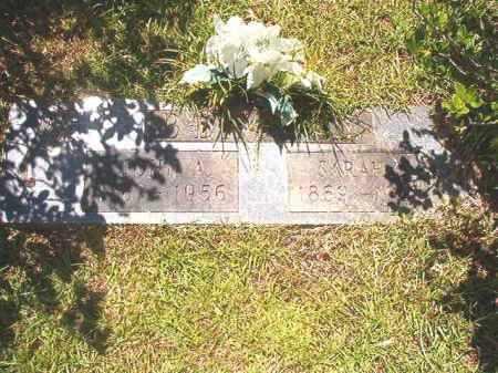 BEASLEY, SARAH A - Calhoun County, Arkansas | SARAH A BEASLEY - Arkansas Gravestone Photos