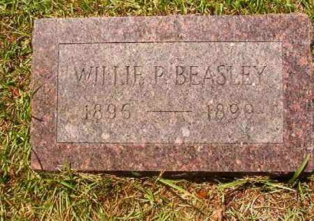 BEASLEY, WILLIE P - Calhoun County, Arkansas | WILLIE P BEASLEY - Arkansas Gravestone Photos