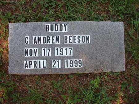 "BEESON, C ANDREW ""BUDDY"" - Calhoun County, Arkansas 