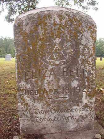 BELL, ELIZA - Calhoun County, Arkansas | ELIZA BELL - Arkansas Gravestone Photos