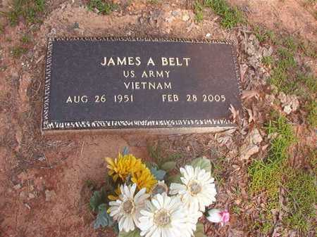BELT (VETERAN VIET), JAMES A - Calhoun County, Arkansas | JAMES A BELT (VETERAN VIET) - Arkansas Gravestone Photos