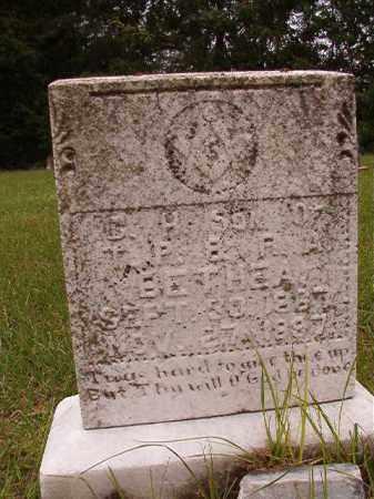 BETHEA, C H - Calhoun County, Arkansas | C H BETHEA - Arkansas Gravestone Photos