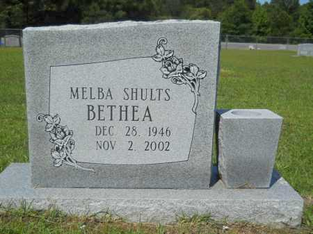 BETHEA, MELBA - Calhoun County, Arkansas | MELBA BETHEA - Arkansas Gravestone Photos