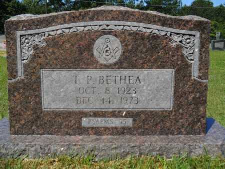 BETHEA, T P - Calhoun County, Arkansas | T P BETHEA - Arkansas Gravestone Photos