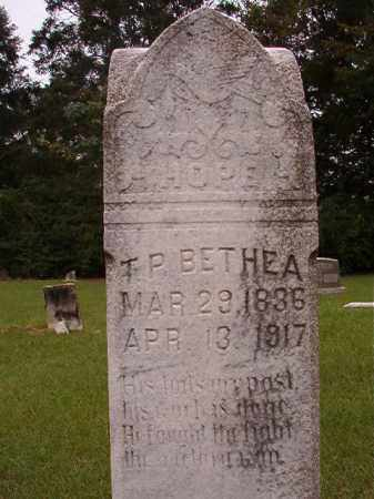 BETHEA, T P - Calhoun County, Arkansas | T P BETHEA - Arkansas Gravestone Photos