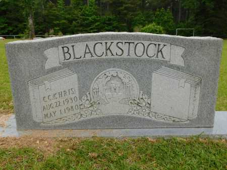 BLACKSTOCK, C C (CHRIS) - Calhoun County, Arkansas | C C (CHRIS) BLACKSTOCK - Arkansas Gravestone Photos